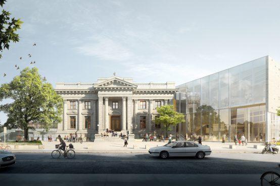 Concours Bibliothèque Maisonneuve avec Saucier Perrotte. Competition for a library, Montreal.