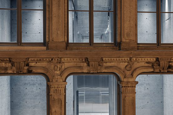 SSENSE Flagship Store, Montreal. David Chipperfield Architects.